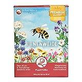 Plantura Bienenweide, 150 g, EIN- & mehrjährige Bienensamen - auch für Hummeln, Premium-Saatgut für Beet & Topf