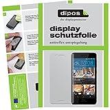 dipos I 6X Schutzfolie matt kompatibel mit HTC Desire 728G Folie Bildschirmschutzfolie