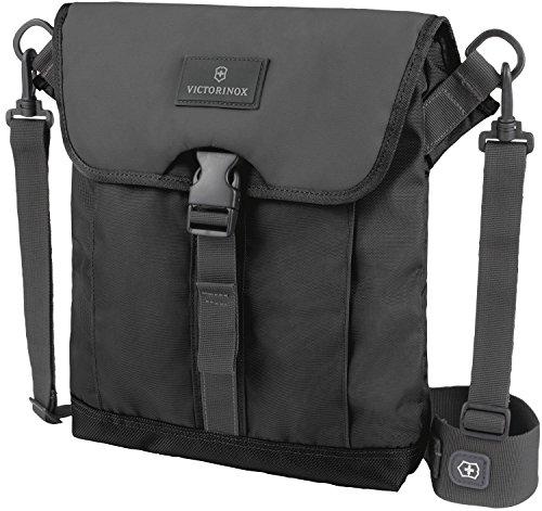 Victorinox Altmont 3.0 Flapover Digital Bag, Black, 12.5-inch