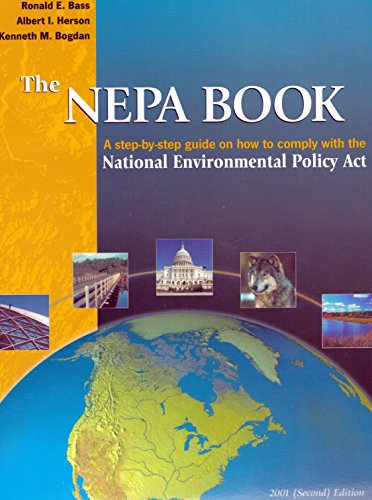 The Nepa Book: A Step-By-Step Guide on How to Comply With...