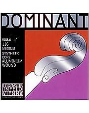 CUERDA VIOLA - Thomastik (Dominant 136) (Aluminio) 1ª (La) Medium Viola 4/4