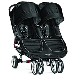 City Mini Double Stroller with Bassinet Option