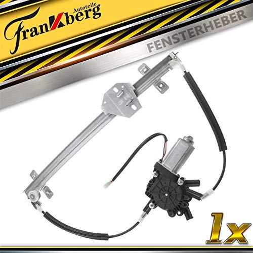 Frankberg Fensterheber Mit Motor Vorne Links für Golf II Jetta II 19E 1G1 19E 1G2 165 1983-1992 191837461A
