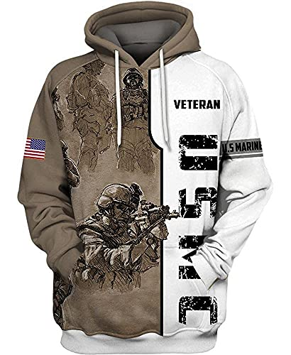 Soliders Tactical Boots Gun Hat American Flag USMC US Marines Veteran All Over Printed Pefect 3D Hoodie, Zip Hoodie, Sweatshirt, T-Shirt, Hoodie 3D Unisex Men Women Gift