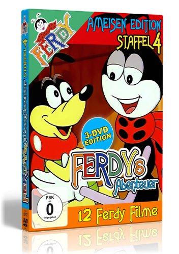Ferdy, die Ameise - Staffel 4 (3 DVDs)