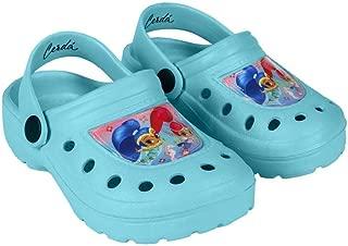 Navy Crocs Karin Clog Kids Zuecos para Ni/ñas Azul 20//21 EU
