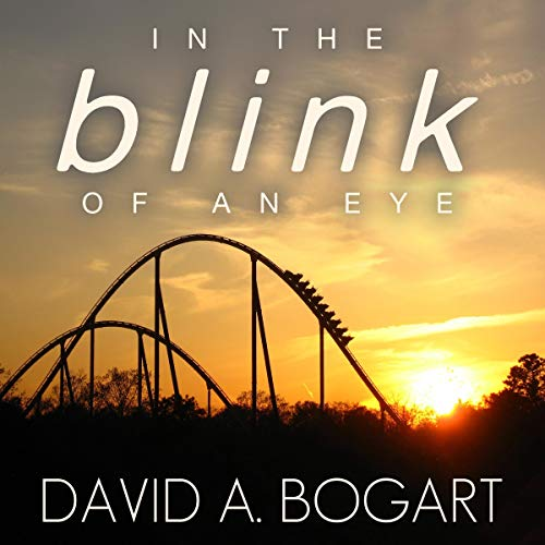 In the Blink of an Eye audiobook cover art