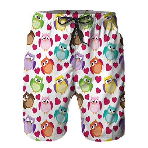 YZBEDSET Bañador De para Hombre Pantalones Playa Shorts,Secado Rápido Ligero Baño Cortos