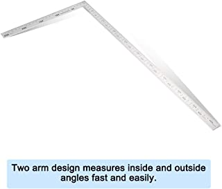 90 Grad-Winkel Kunststoff Massstab Lineal Anschlagwinkel