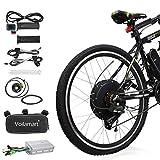 "Best Electric Bike Conversion Kits - Voilamart Electric Bicycle Kit 26"" Rear Wheel 48V Review"