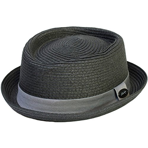 S70 Chapeau trilby - noir - Medium
