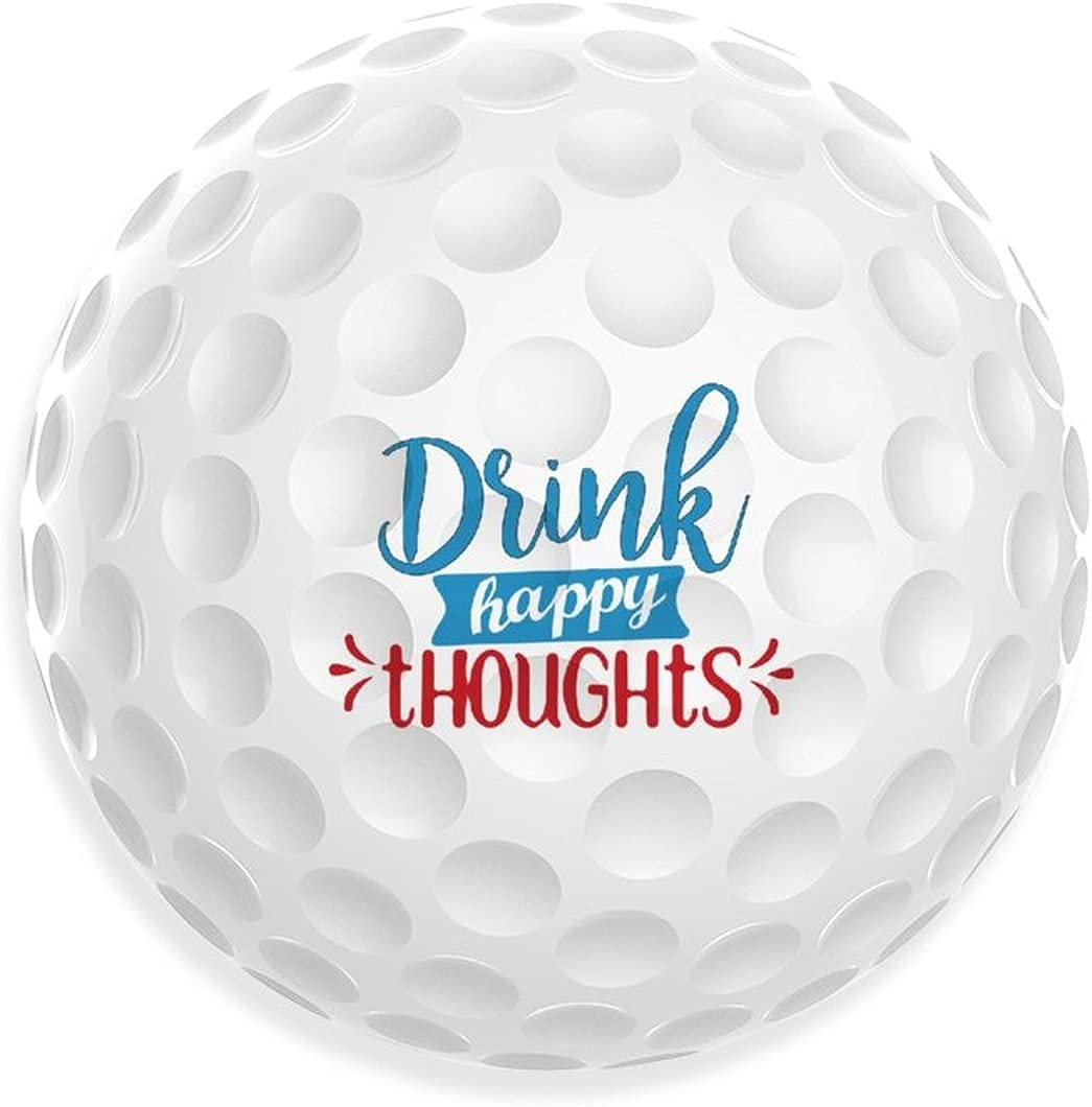 Happy Birthday Bargain Golf Balls Indoor Outdoor and Japan's largest assortment Chipping T Putting