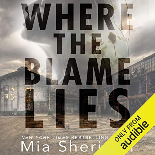 Where the Blame Lies audiobook cover art