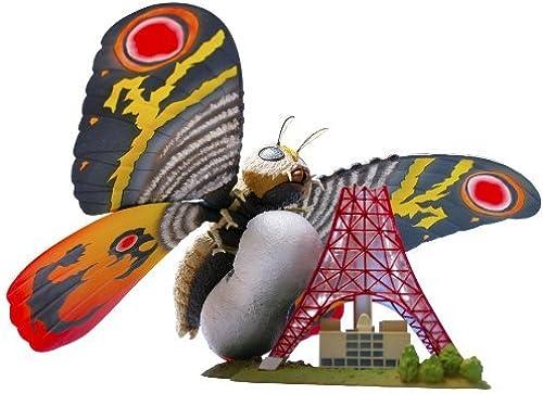 Godzilla Revoltech SciFi Super Poseable Action Figure Mothra by Sci-Fi Revoltech by Sci-Fi Revoltech