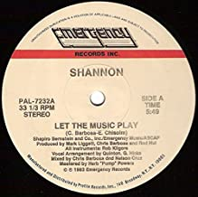 Shannon / Let The Music Play