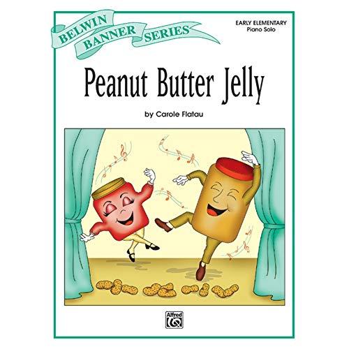Peanut Butter Jelly - Klavier - SHEET