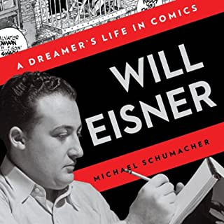 Will Eisner cover art