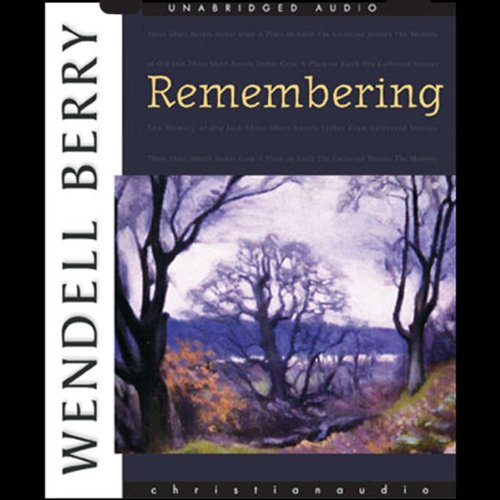 Remembering audiobook cover art