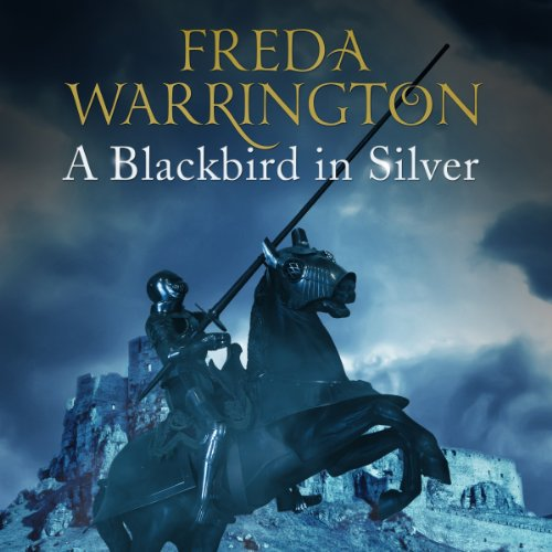 A Blackbird in Silver audiobook cover art
