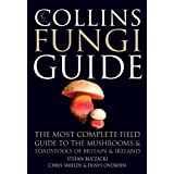 Collins Fungi Guide: The most complete field guide to the mushrooms and toadstools of Britain & Ireland: The Most Complete Field Guide to the Mushrooms ... of Britain and Europe (English Edition)