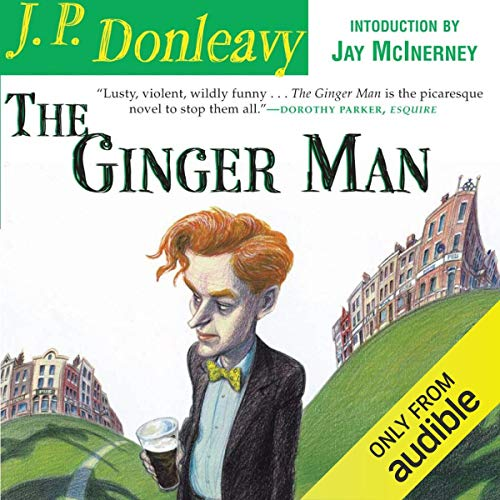 The Ginger Man cover art