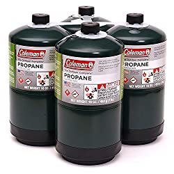 Propane Fuel Cylinders
