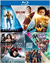 DC 7 Film Collection (BD) (BD) [Blu-ray]