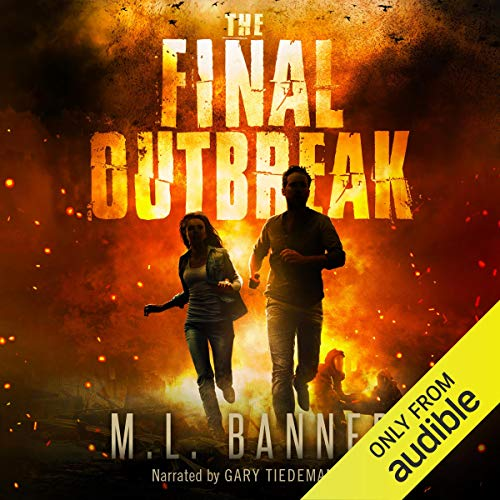 The Final Outbreak audiobook cover art