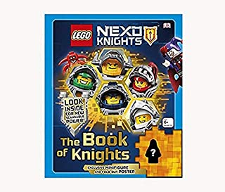 LEGO Nexo Knight The Book Of Knights Blue