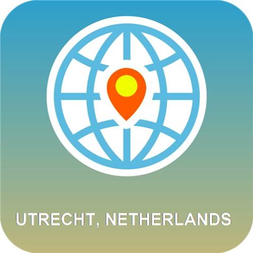 ユトレヒト、オランダ 地図オフライン