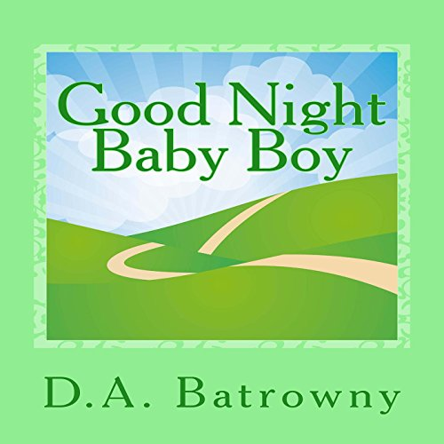 Good Night Baby Boy audiobook cover art