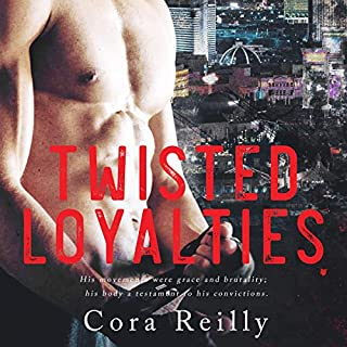 Twisted Loyalties      The Camorra Chronicles, Book 1              De :                                                                                                                                 Cora Reilly                               Lu par :                                                                                                                                 Nicole Blessing                      Durée : 9 h et 52 min     Pas de notations     Global 0,0