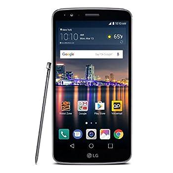 LG  LGLS777ABB  Stylo 3 - Prepaid - Carrier Locked - Boost Mobile
