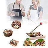 New Manual Nutcracker Nut Peeling Machine Heavy Duty Nut Tongs Pecan Nut Cracker Opener Walnuts Tool For Walnuts Chestnuts Pecans Hazelnuts Almonds, Best Gifts
