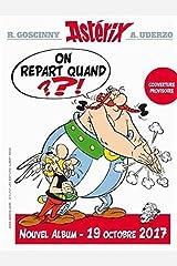 Astérix - Tome 37 - Asterix et la Transitalique (French Edition) ハードカバー