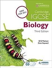 Cambridge IGCSE Biology by D. G. Mackean (2014-09-26)