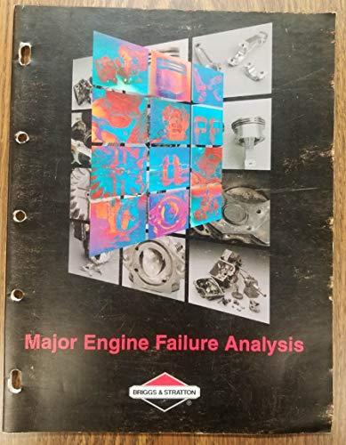 Briggs & Stratton # CE8034 FAIL/ANALYSIS BK