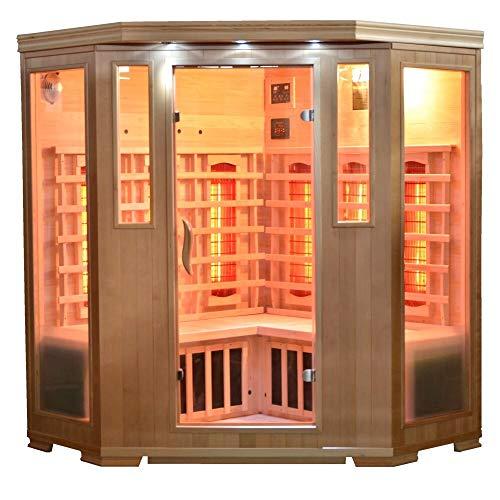 Infrarotkabine Umea Wärmekabine Infrarotsauna Sauna Wärme Infrarot