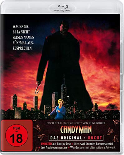 Candyman - Unrated [Blu-ray]