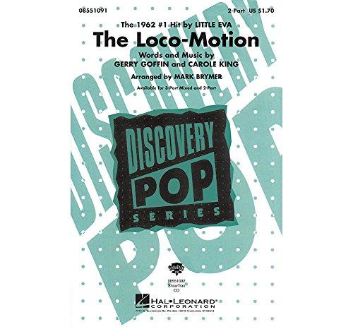 The Loco-Motion - 2-part Vocal - PART