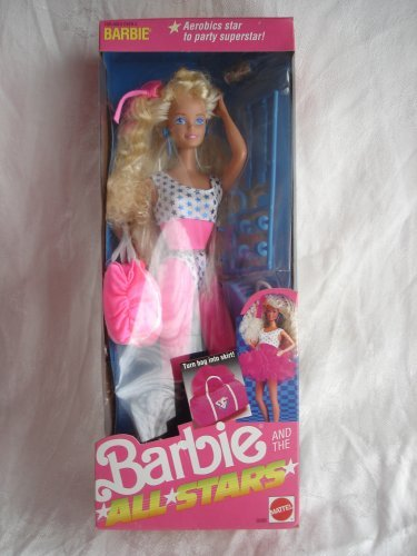 Barbie and the All Stars 1989 Mattel