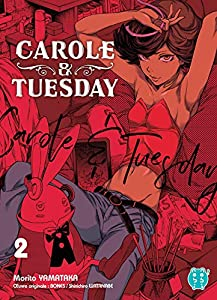 Carole & Tuesday Edition simple Tome 2