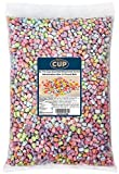 By The Cup Assorted Dehydrated Cereal Marshmallow Bits 3.2 Pound Bulk