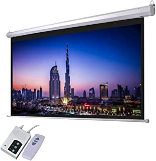 iview Electrical Screen with Remote 240x240 cms