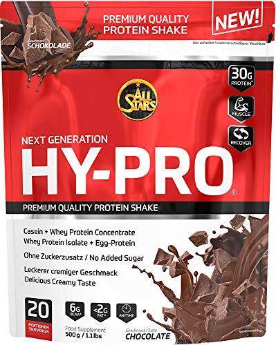All Stars Formula Avanzata 4 Fonti Proteiche, Cioccolato - 500 g