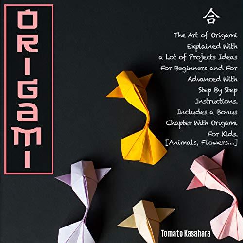 Origami audiobook cover art