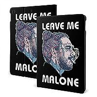 Leave Me Malone ポスト・マローン iPad 7 ケース Ipad 10.2 インチ IPad 第7世代ケース Ipad Air3 ケース IPad Air3 10.5インチ 対応 IPad Pro 10.5ケース IPad Pro10.5インチ全面保護型 傷防止 磁気吸着 手帳型 ケース 軽量 薄型 ブックカバーデザイン 角度調節可能なスタンドケース オートスリープ機能/ウェイク