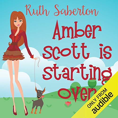 Amber Scott Is Starting Over audiobook cover art