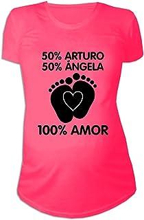 Regalo Personalizable para Mujeres Embarazadas: Camiseta '