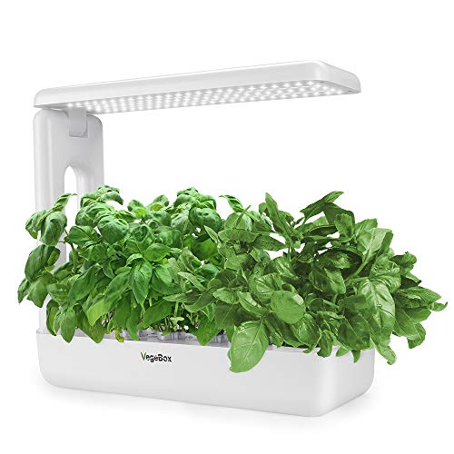 Hydroponics Growing System,Kitchen Garden,Smart Indoor Garden - hydroponic,Support Indoor Grow,herb Garden kit Indoor, Grow Smart for Plant, Built Your Indoor Garden